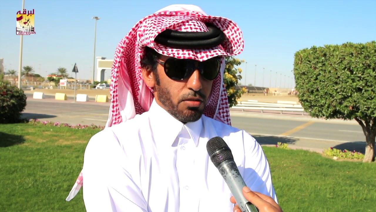 لقاء مع متعب بن سعيد بن قحيز الشوط الرئيسي للزمول إنتاج صباح ٧-٢-٢٠١٩