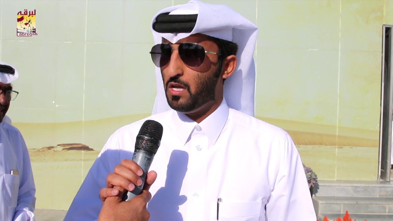 لقاء مع عبدالله بن محمد المريخي الخنجر الفضي للزمول إنتاج صباح ١١-٣-٢٠١٩