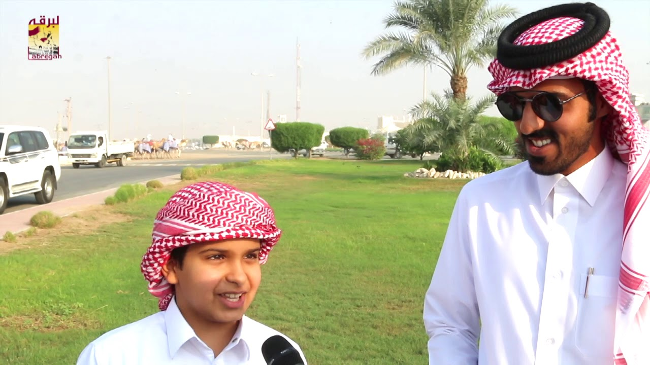 لقاء مع سنيد علي سنيد الدعية الشوط الرئيسي للثنايا بكار عمانيات صباح ١٨-١٠-٢٠١٩