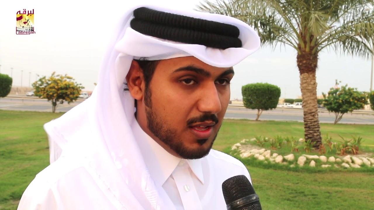 لقاء مع علي بن فاران بن قريع الشوط الرئيسي للقايا قعدان المفتوح صباح ٢٣-١١-٢٠١٨