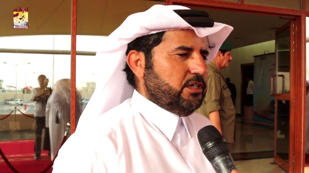 لقاء مع محمد راشد بن عبيد متحدثاً عن الفوز بالخنجر الفضي للزمول المفتوح (مهرجان سمو الأمير المفدى) مساء ٢٥-٤-٢٠١٨