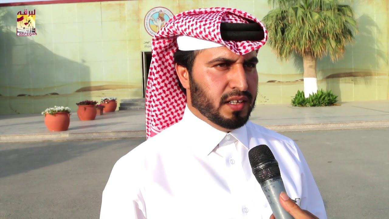 لقاء مع عبدالمحسن زيد بن انديلة الخنجر الفضي للثنايا قعدان إنتاج مهرجان سمو الأمير المفدى صباح ٦-٤-٢٠١٩