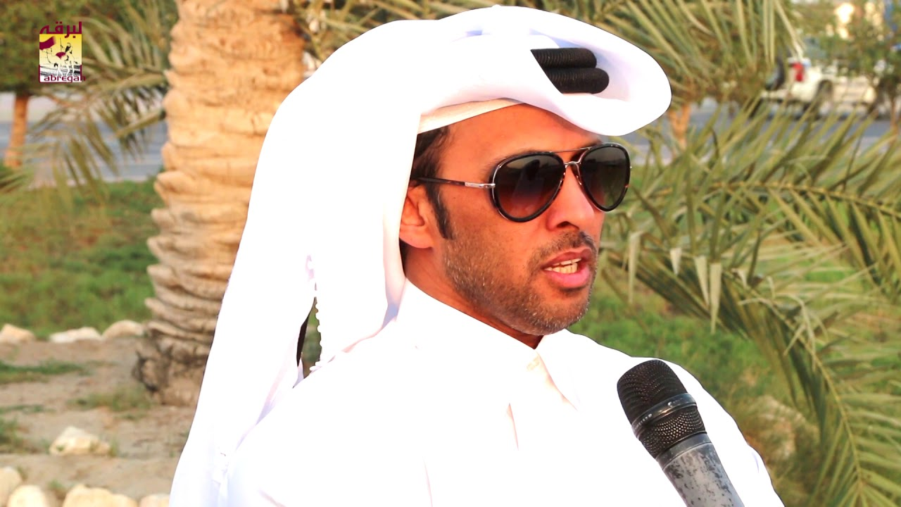 لقاء مع حمد بن سالم الحنيتم الشوط الرئيسي للحقايق قعدان المفتوح المحلي الثالث مساء ١١-١٠-٢٠١٨