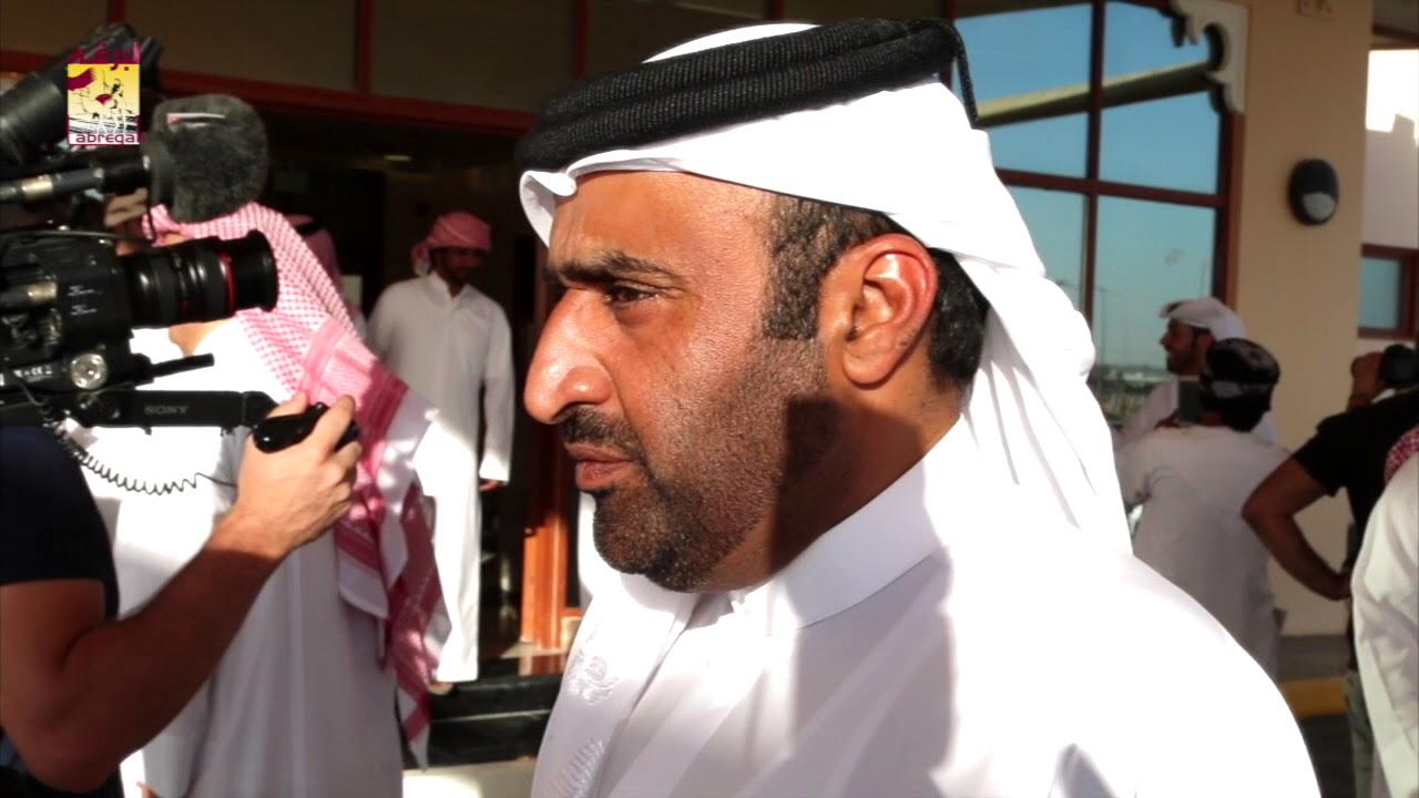 لقاء مع محمد بن خالد العطية الفائز بخنجري الزمول مفتوح وعمانيات بمهرجان سمو الأمير الوالد  ١٤-٣-٢٠١٨