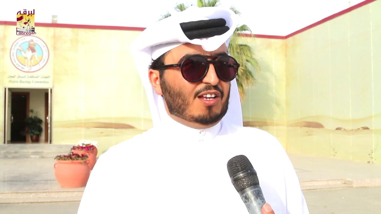 لقاء مع بطي بن سعيد الزعبي الخنجر الفضي للجذاع قعدان إنتاج مهرجان سمو الأمير المفدى صباح ٣-٤-٢٠١٩