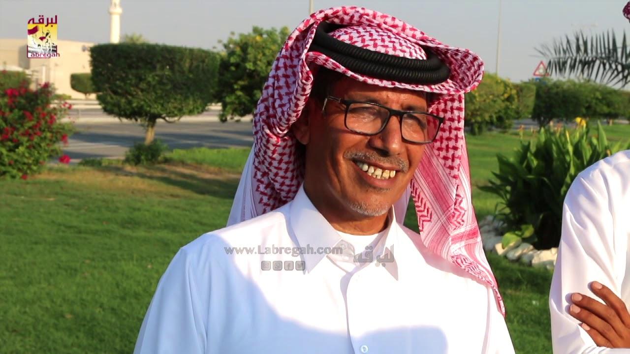 لقاء مع مسعود بن راشد البتلاء الشوط الرئيسي للقايا قعدان مفتوح مساء ٢٥-١٠-٢٠١٩