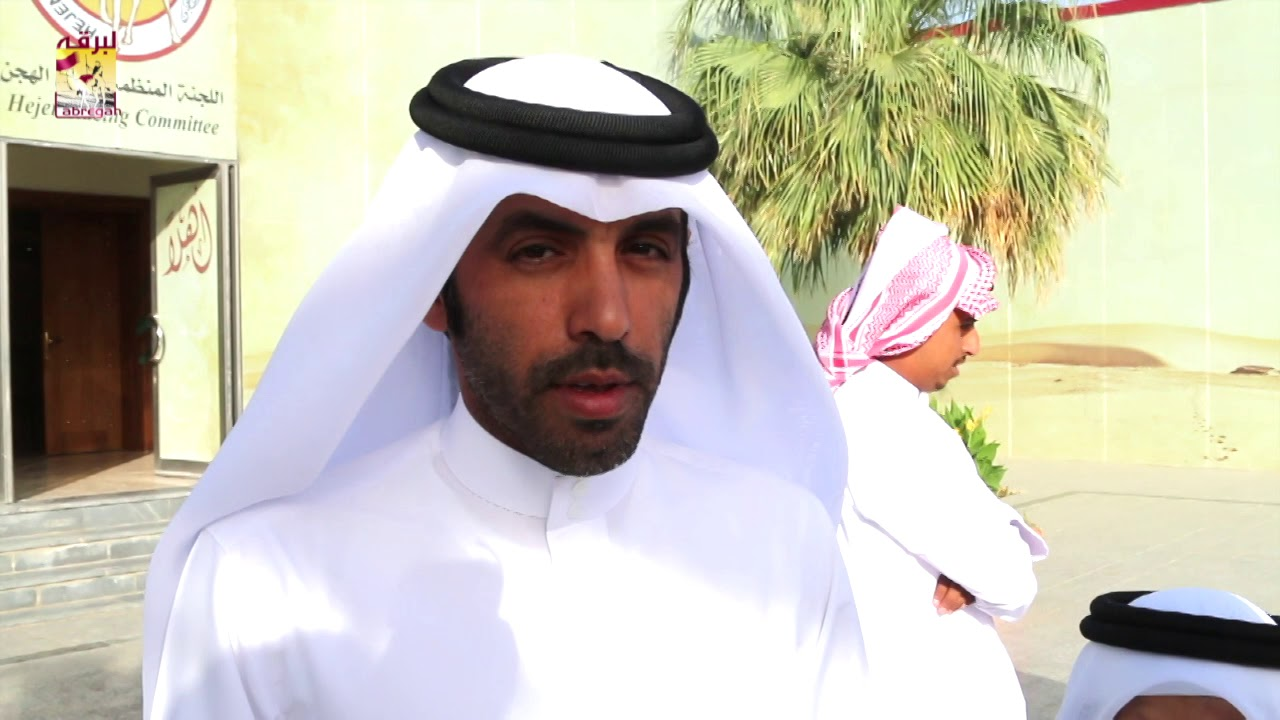لقاء مع محمد بن مبارك الشهواني الفائز بكأس الثنايا قعدان بمهرجان بطولة كأس آسيا ٢٤-٤-٢٠١٩