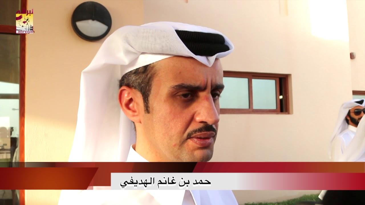 لقاء مع حمد بن غانم الهديفي الفائز بالشلفة الفضية للجذاع بكار مهرجان تحدي قطر ١٠ ٥ ٢٠١٨
