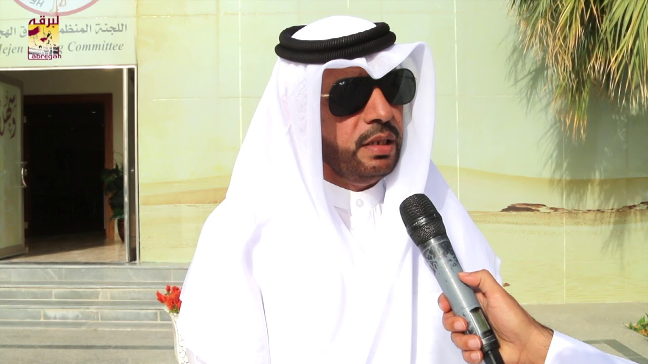 لقاء مع جارالله بن سالم أبوشريدة الفائز بشلفة الجذاع بكار إنتاج صباح ٦-٣-٢٠١٩