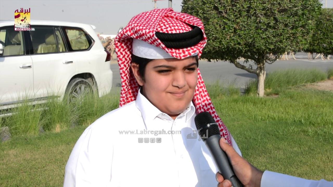 لقاء مع حمد محمد حمد تريحيب بن نايفة الشوط الرئيسي للزمول إنتاج صباح ٣١-١٠-٢٠١٩