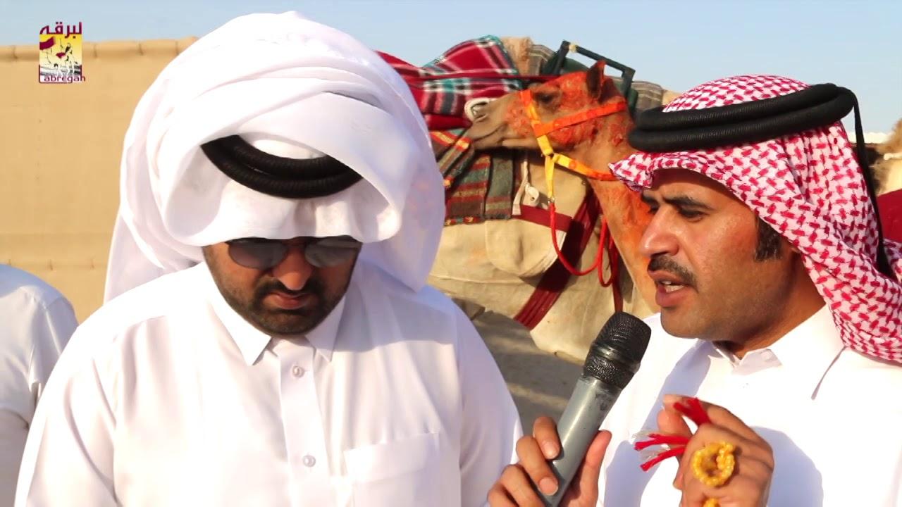 لقاء مع سالم بن محمد السندوانة الشلفة الذهبية للمفاريد بكار (مهرجان آل جحيش) صباح  ٢٨-٦-٢٠١٩