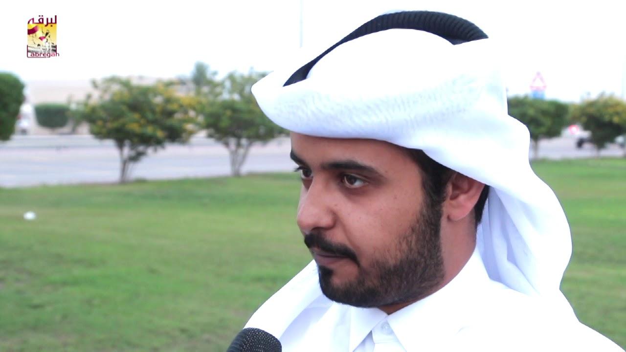 لقاء مع علي بن خجيم العذبة الشوط الرئيسي للثنايا بكار إنتاج صباح ١٥-١١-٢٠١٨