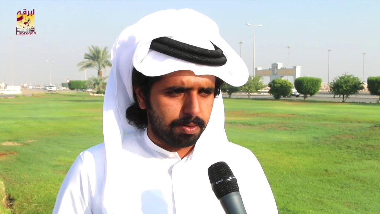 لقاء مع محمد بن حمد بن جهويل الشوط الرئيسي للثنايا بكار إنتاج صباح ١٧-١٠-٢٠١٩