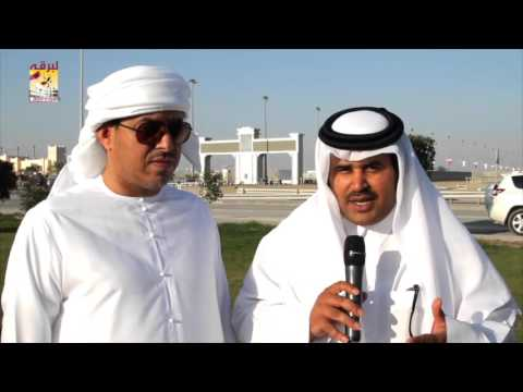 لقاء مع محمد سلطان مرخان الكتبي الفائز بالسيف الفضي للحيل مفتوح بمهرجان المؤسس ٢٩-١٢-٢٠١٥