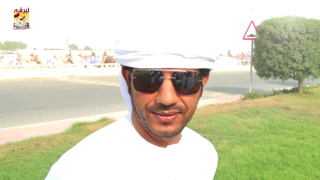 لقاء مع سالم بن عامر المدهوشي الشوط الرئيسي للحقايق بكار بالأشواط المفتوحة المحلي الثاني ٢٢-٩-٢٠١٨