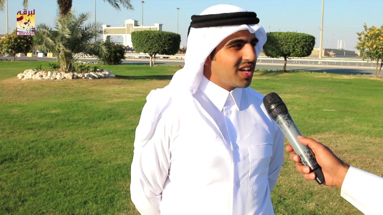 لقاء مع حمد بن هزاع أبوشريدة الشوط الرئيسي للجذاع قعدان مفتوح صباح ٥-٢-٢٠١٩