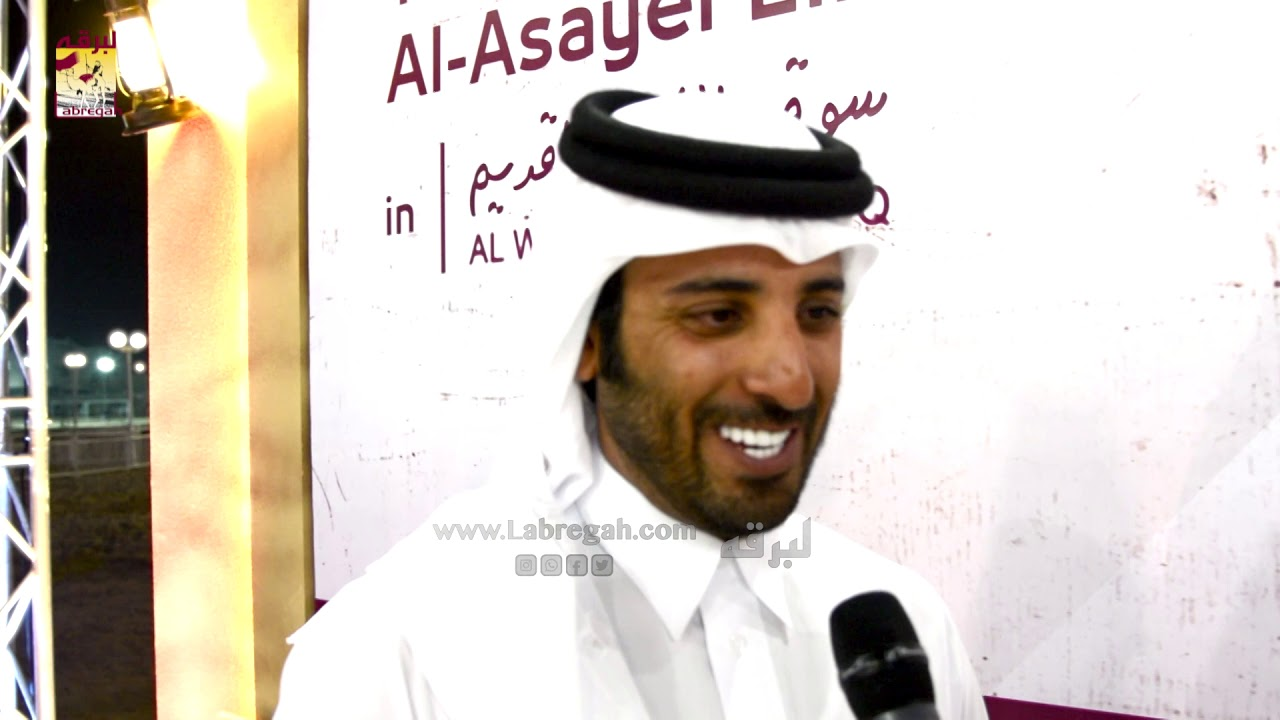 لقاء مع غانم بن سلطان الهديفي.. الفائز بشوط التحدي مساء ٧-٣-٢٠٢٠