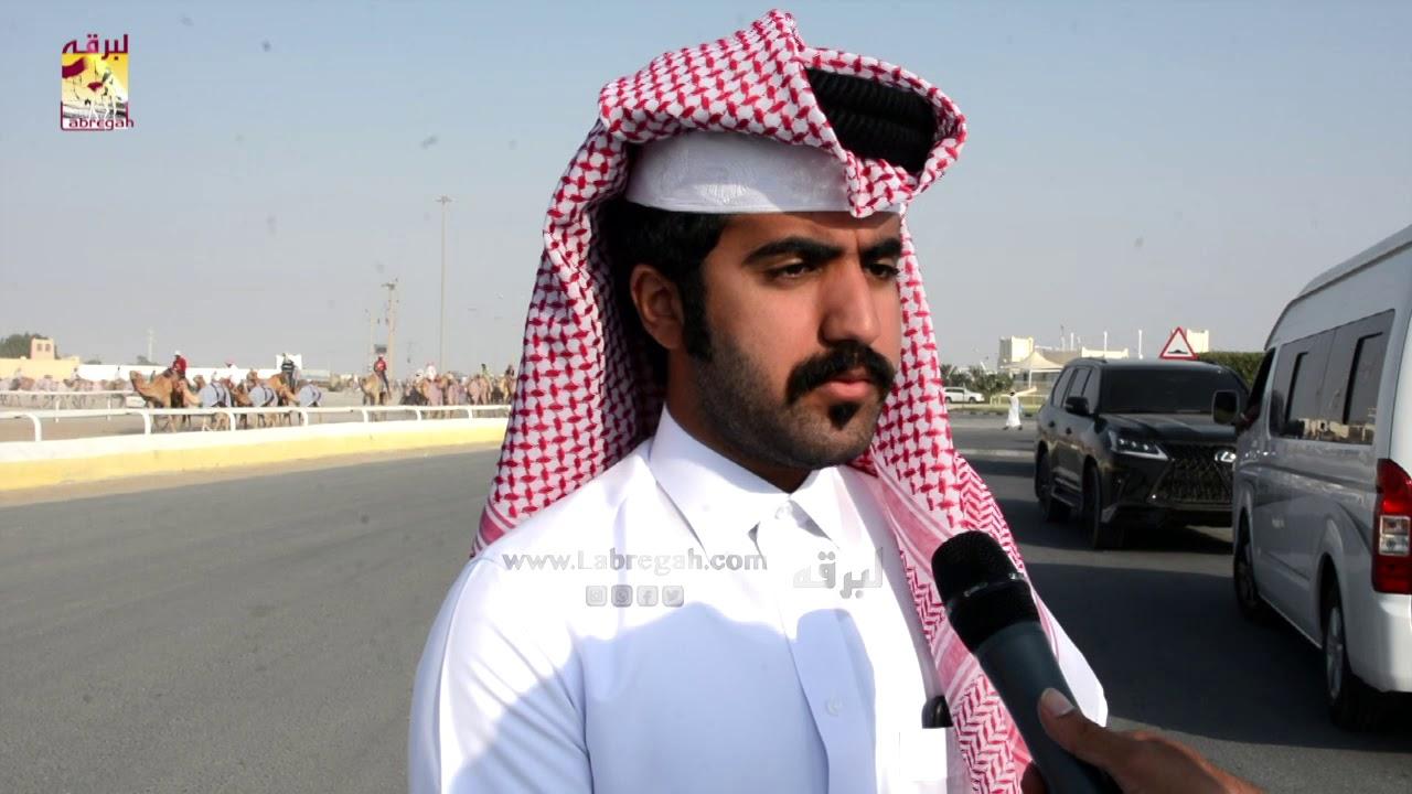 لقاء مع عبدالهادي بن حمد بن هليل الشوط الرئيسي للثنايا بكار مفتوح صباح ١-١١-٢٠١٩