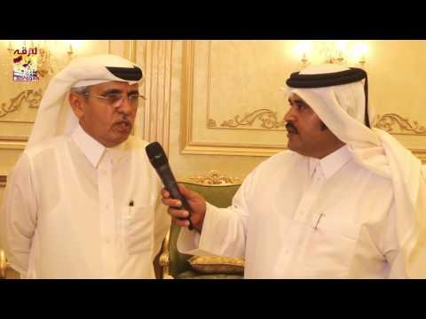 لقاء مع عبدالله بن سعيد العيده (الفائز السيف الفضي للحيل) مهرجان تحدي قطر ٢٥-٤-٢٠١٧