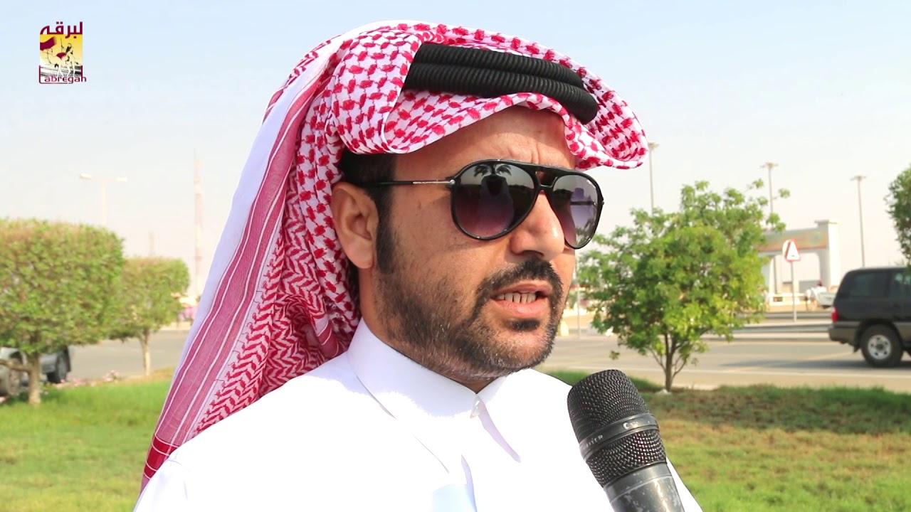 لقاء مع سعيد بن علي بن سلعان الشوط الرئيسي للزمول المفتوح المحلي الثالث صباح ٢٠-١٠-٢٠١٨