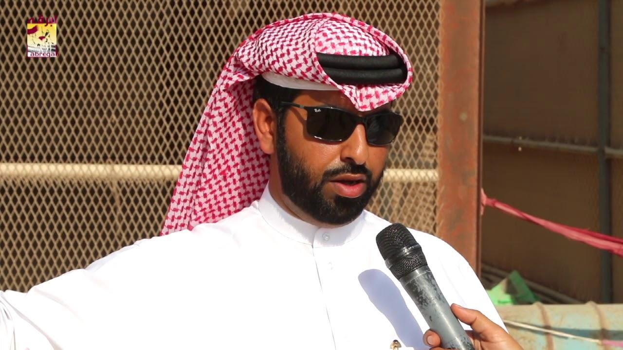 لقاء مع عبدالله بن مسفر بن سفران الشوط الرئيسي للجذاع قعدان المفتوح المحلي الثالث صباح ١٣-١٠-٢٠١٨