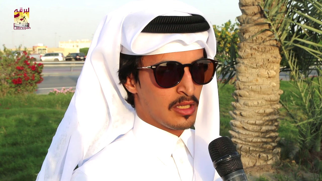 لقاء مع سعود بن سالم الصعاق الشوط الرئيسي للزمول المفتوح صباح ٣-١١-٢٠١٨