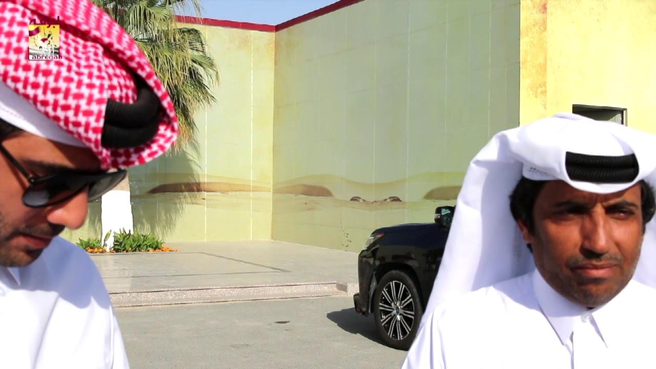 لقاء مع ناصر عبدالله أحمد المسند الخنجر الفضي للقايا قعدان عمانيات مساء ٥-٣-٢٠١٩