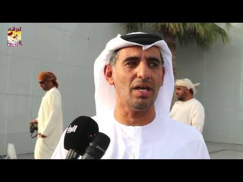 لقاء مع المضمر. سعيد بن دري الفلاحي الفائز بالخنجر الفضي للجذاع قعدان مهرجان تحدي قطر ٢٦-٤-٢٠١٧