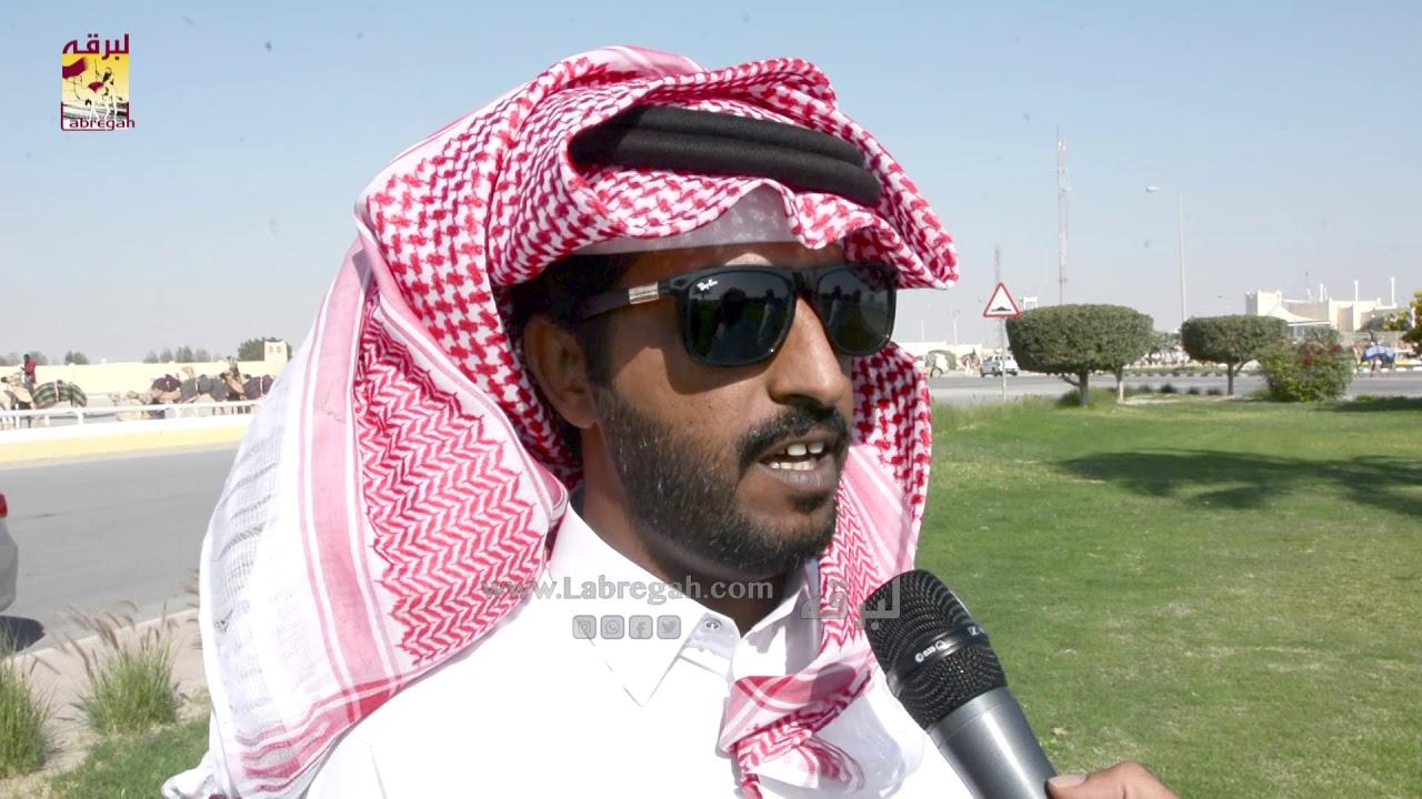 لقاء مع محمد بن سالم العريج.. الشوط الرئيسي للثنايا قعدان إنتاج صباح ٢٠-٢-٢٠٢٠