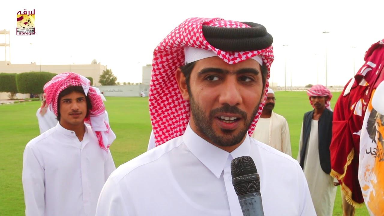 لقاء مع ناصر بن عبدالله المسند الفائز بالسيف الفضي للحيل مفتوح مساء ١٠-٤-٢٠١٩