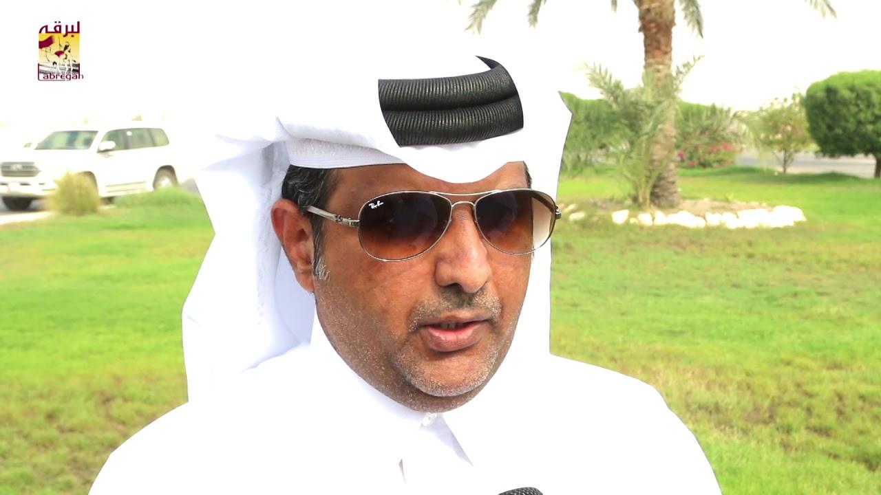 لقاء مع سالم بن محمد بن قحيز الشوط الرئيسي للزمول إنتاج المحلي الأول ١٦-٩-٢٠١٨