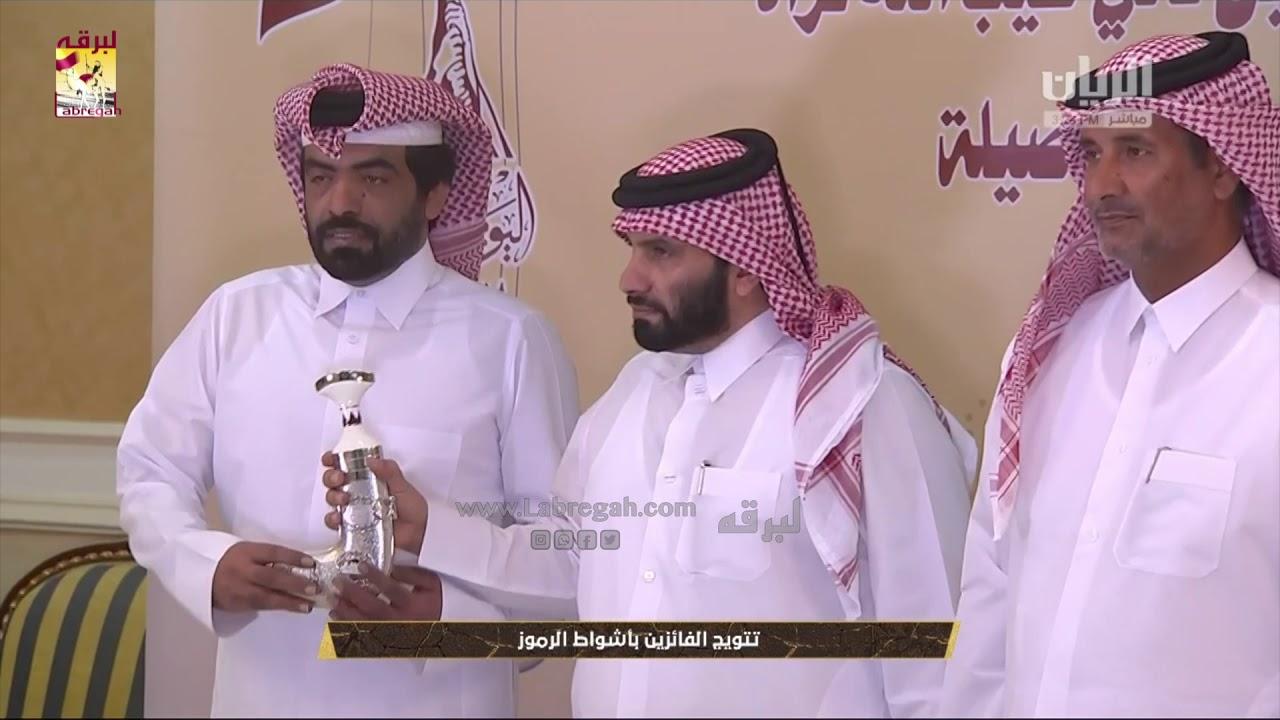 لقاء مع بخيت بن ناصر الشنجل..الخنجر الفضي للقايا قعدان مفتوح مساء ٣-١٢-٢٠١٩