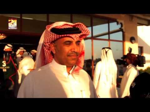 لقاء مع المضمر سعيد هديبان المري الفائز بالخنجر الفضي للثنايا قعدان مفتوح بمهرجان المؤسس ٣٠-١٢-٢٠١٥