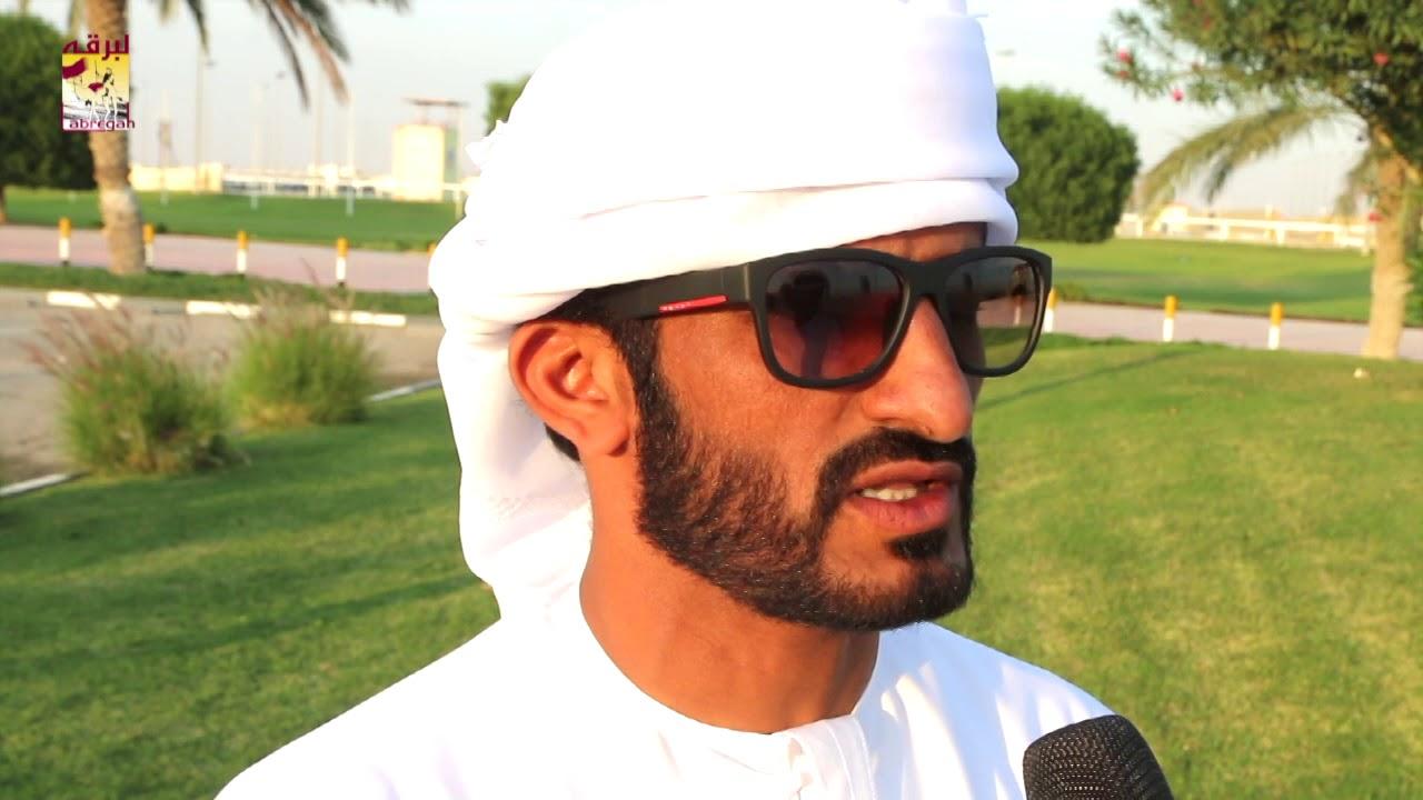 لقاء مع محمد بن حمد الوهيبي الشوط الرئيسي للثنايا بكار المفتوح صباح ٣٠-١١-٢٠١٨