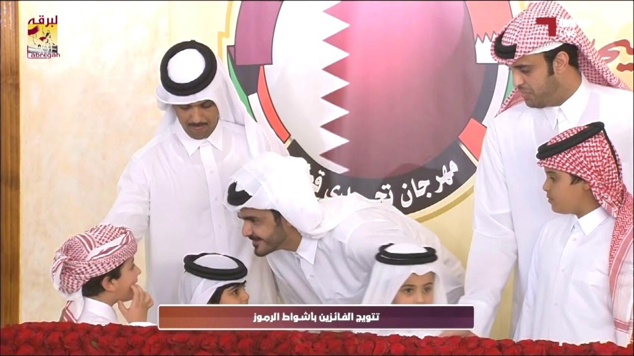 لقاء مع محمد ناصر شافي القحطاني متحدثاً عن الفوز بالخنجر الفضي للقايا قعدان مهرجان تحدي قطر ١٠ ٥ ٢٠١