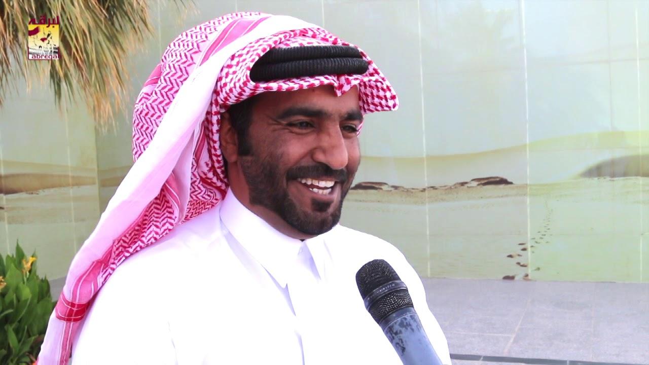 لقاء مع علي بن حمد الجرحب الشلفة الفضية للقايا بكار بمهرجان تحدي قطر ٢٥-٤-٢٠١٩