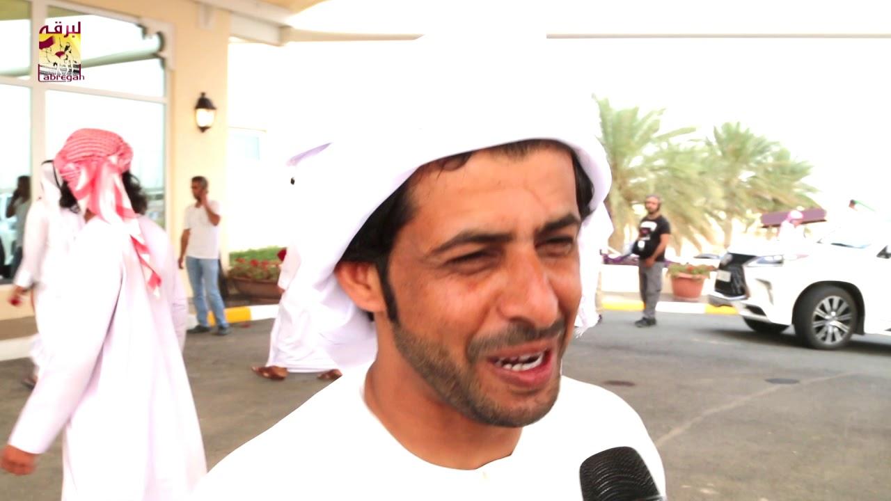 لقاء مع محمود بن محمد الوهيبي مضمر « نوضا » الحاصلة على السيف الفضي مساء ١٠-٤-٢٠١٩