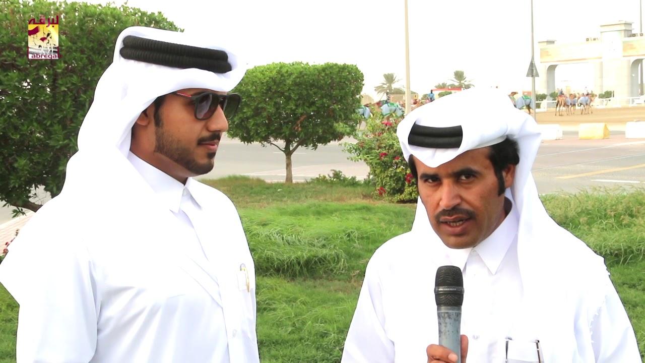 لقاء مع علي بن فاران بن قريع الشوط الرئيسي للثنايا بكار المفتوح صباح ٢-١١-٢٠١٨