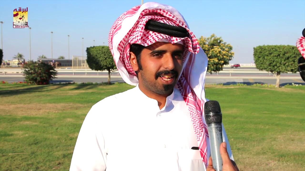 لقاء مع محمد بن حمد بن جهويل الشوط الرئيسي للجذاع بكار مفتوح صباح ٥-٢-٢٠١٩