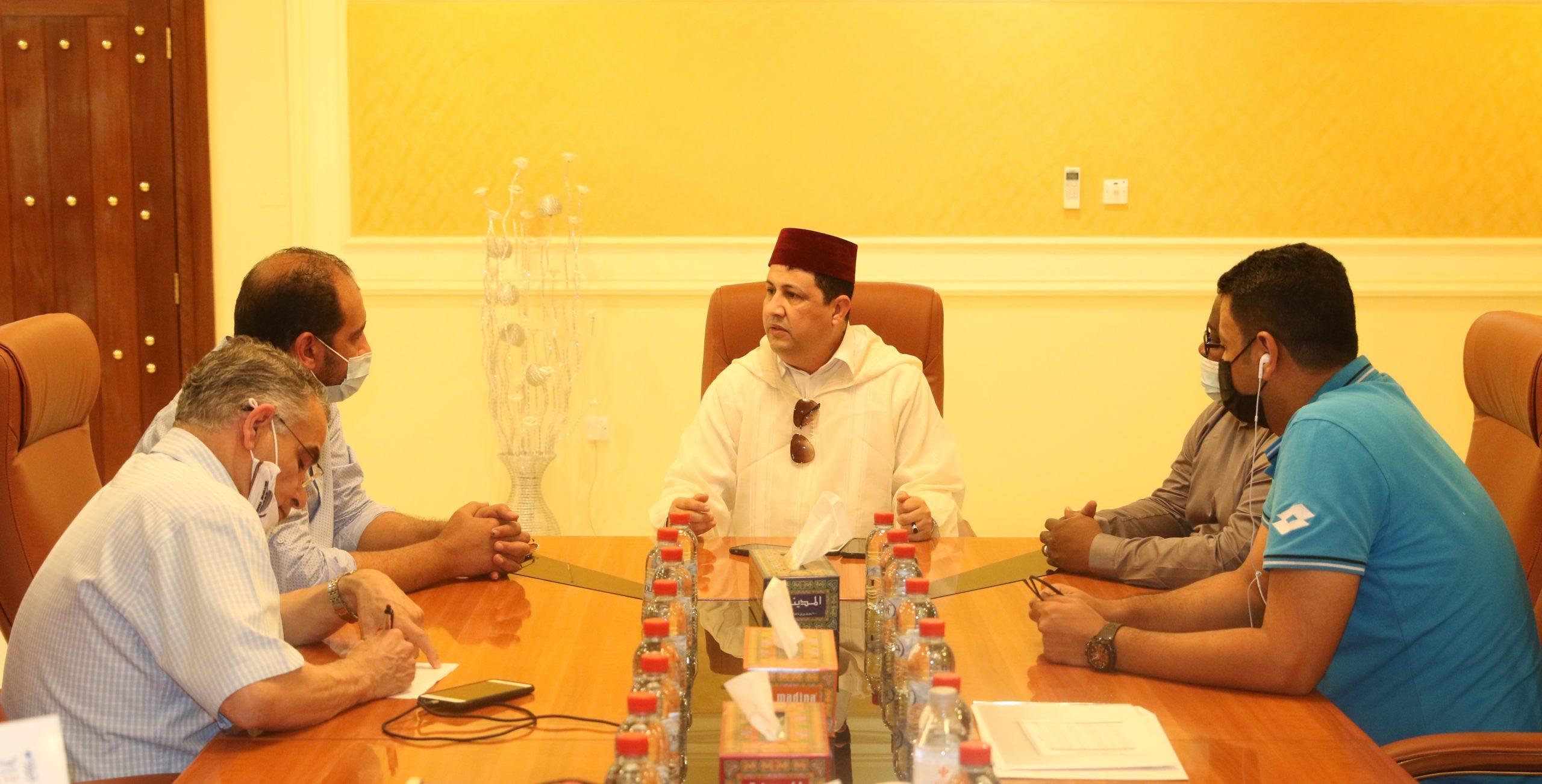 رئيس الإتحاد المغربي لسباق الإبل: قطر دولة رائدة في مجال إحياء التراث العربي الأصيل